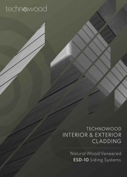 Technowood Siding 10