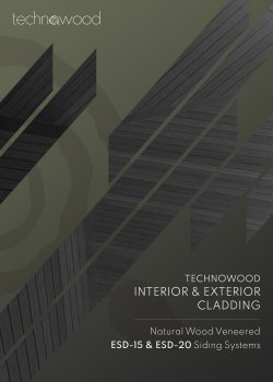 Technowood Siding 15 ve 20